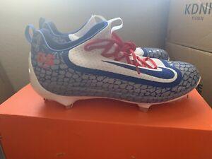 Nike hurache Yasil Puig LA Dodger Baseball Cleats Size 12.5