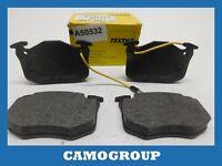 Pads Brake Pads Front Brake Pad Textar For PEUGEOT 505 20631