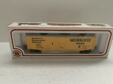 Bachman HO Scale Milwaukee Road Freight Car Hobby Trains Collectible