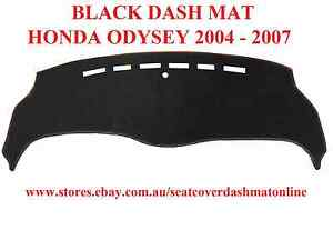 DASH MAT, DASHMAT,DASHBOARD COVER HONDA ODYSSEY 2004 - 2007,BLACK