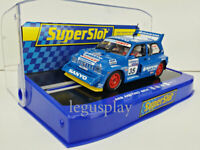 Slot car Scalextric Superslot H3639 MG METRO 6R4 #35 W.Rutherford-B.Harrys