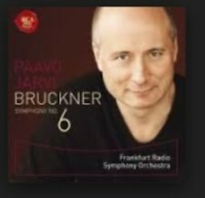 Paavo Jarvi - Bruckner: Symphony No.6 [New SACD] Japan - Import