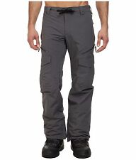 Burton TWC Headliner Snowboard Pant - Mens Medium - Grey - 10k Waterproof Snow