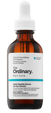The Ordinary Hair Care Multi-Peptide Serum for Hair Density - 60ml - New In Box!