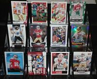 49ers RC rookie refractor #d insert card lot Jimmy Garoppolo Trent Williams