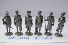 Soldatini kinder figurines en metal Coloni Inglesi 40mm ferro