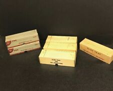 Lot of 6 Vintage Slide Trays With Sleeves TDC Yankee Viewlex