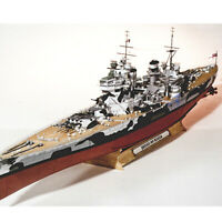 1/200 Scale DIY 3D Paper Model British Battleship HMS Prince Of Wales Toys