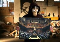 BANKSY - MONKEY PARLIAMENT - High Res, Museum Grade Print - not canvas or poster