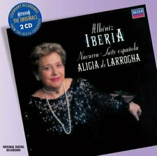 Albeniz: Iberia - Various Artists (NEW CD)