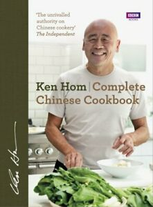 Complete Chinese Cookbook by Hom, Ken Hardback Book The Cheap Fast Free Post