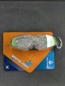 Aqua Sphere Kameleon Clear Lens GOGGLE Mask Swim Diving Triathlon ADULT Anti-Fog