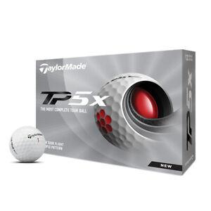 NEW TaylorMade 2021 TP5x Golf Balls - 12pk - Drummond Golf