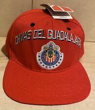 CLUB CHIVAS DEL GUADALAJARA SNAPBACK ADJUSTABLE HAT CAP NEW WITH TAGS