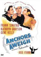 Anchors Aweigh - Gene Kelly Frank Sinatra Kathryn Grayson Dean Stockwell - DVD
