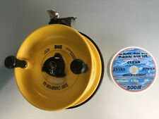 0Alvey 650B surf reel & 500M OF 10 LB CLEAR  FISHING LINE In Stock
