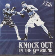 Various - Knockout in the 9th Round (CD) NEW (Indie/Punk 2CD SET)