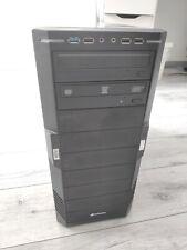 Tower PC MSI Motherboard/I5 2500/240GB SSD/  8GB RAM/Windows 10 pro/2 x DVD-RW