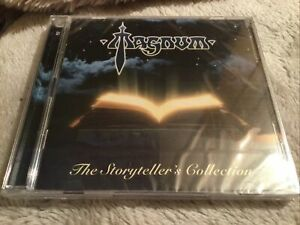 MAGNUM - THE STORYTELLER'S COLLECTION CD BRAND NEW & SEALED