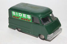 "1960's Hubley Real Toys Micro Metro Delivery Van, ""Sides Meat Market"""