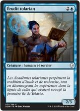 MTG Magic DOM - (x4) Tolarian Scholar/Érudit tolarian, French/VF