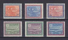 SAUDI ARABIA 1967, SG 755/815, WMK, 6 STAMPS, MNH