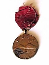 WW II COMMEMORATIVE MEDAL ALLIED ARMIES NAPLES ITALY 5th US ARMY