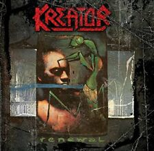 KREATOR - RENEWAL (REMASTERED) COLORED VINYL 2 VINYL LP NEUF