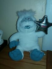 "1999 Stuffins Cvs 8"" Abominable Snowman Happy New Year 2000 Rudolph"