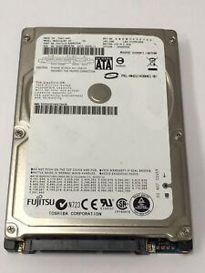 Hard Drive HDD MAHZ2160BH CAD07018 Fujitsu 160GB SATA 2.5 - 9mm