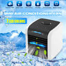 Portable Desktop Air Conditioner Cooling Fan Cooler Humidifier Home Office USB