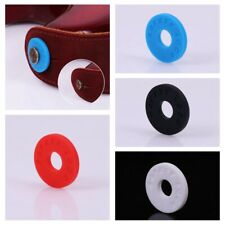 Silicone Rubber Strap Lock Block Washer Acoustic Electric Guitar Bass 20Pcs