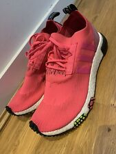 Addidas NMD Racer Running Shoes Pink Trainers