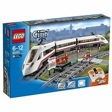 LEGO City 60051 High-Speed Passenger Train Set