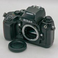 Nikon F4 + Standard Eye Level Finder 35mm Film Analog SLR Camera