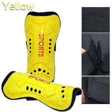 1Pair Outdoor Sports Soccer Shin Guard Pads Football Shinguard Legs Protector