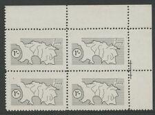 Guernsey ALDERNEY/SARK 1964/5 1/- map VIGNETTE PROOF pf