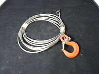 Cable assembly with hook #22027005 U-Haul Trailer