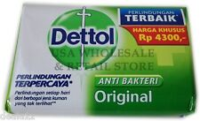 BUY 3 GET 1 FREE 110g Dettol Anti Bacterial Bar Soap Original Germ protection