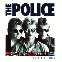 THE POLICE Greatest Hits CD BRAND NEW Sting Best Of