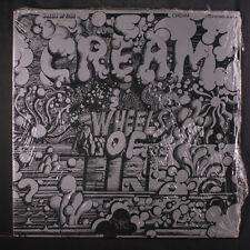 CREAM: Wheels Of Fire LP (Netherlands re, 2 LPs, partial shrink) Rock & Pop
