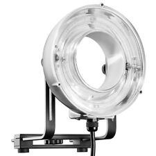 walimex Ringblitz / Ringleuchte / Makro Ringlicht RD-600, für Arbeit on Location