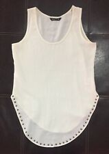 Riders Size 10 Womens Long Singlet Top
