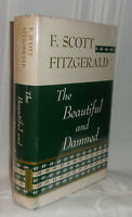 F. Scott Fitzgerald THE BEAUTIFUL AND DAMNED  First edition thus: First Printing
