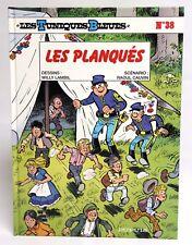 TUNIQUES BLEUES 38 Les planqués EO 1996 Lambil Cauvin flambant NEUF