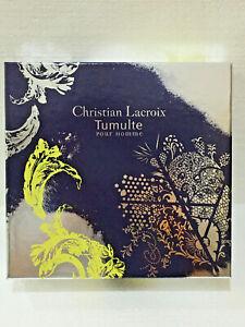 Christian Lacroix Tumulte Pour Homme gift set 50ml EDT & After Shave Balm 150 ml