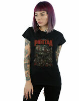 Pantera Women's Revolution Skull T-Shirt