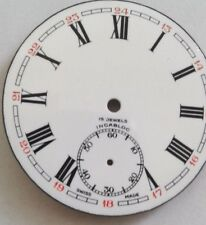 Arnex Enamel watch dial  for UT-6445-6431 movement