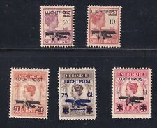 NETHERLAND INDIES  AIRMAIL MH/OG STAMPS COLLECTION LOT #M-1