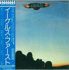 "Eagles ""Eagles"" Japan LTD Mini LP CD Paper Sleeve w/OBI"